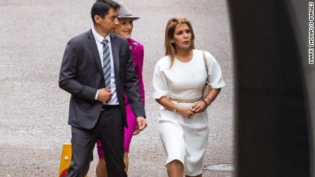 Princess Haya: Dubai ruler's wife seeks court order to prevent