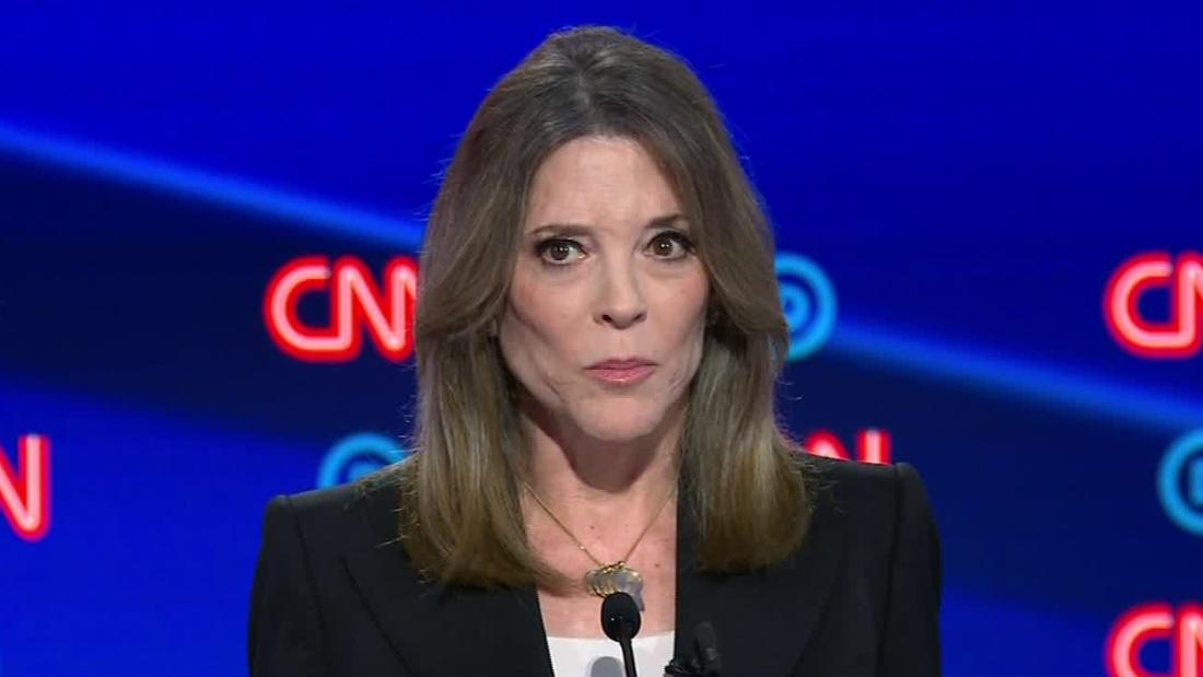 Marianne Williamson is the newest internet darling