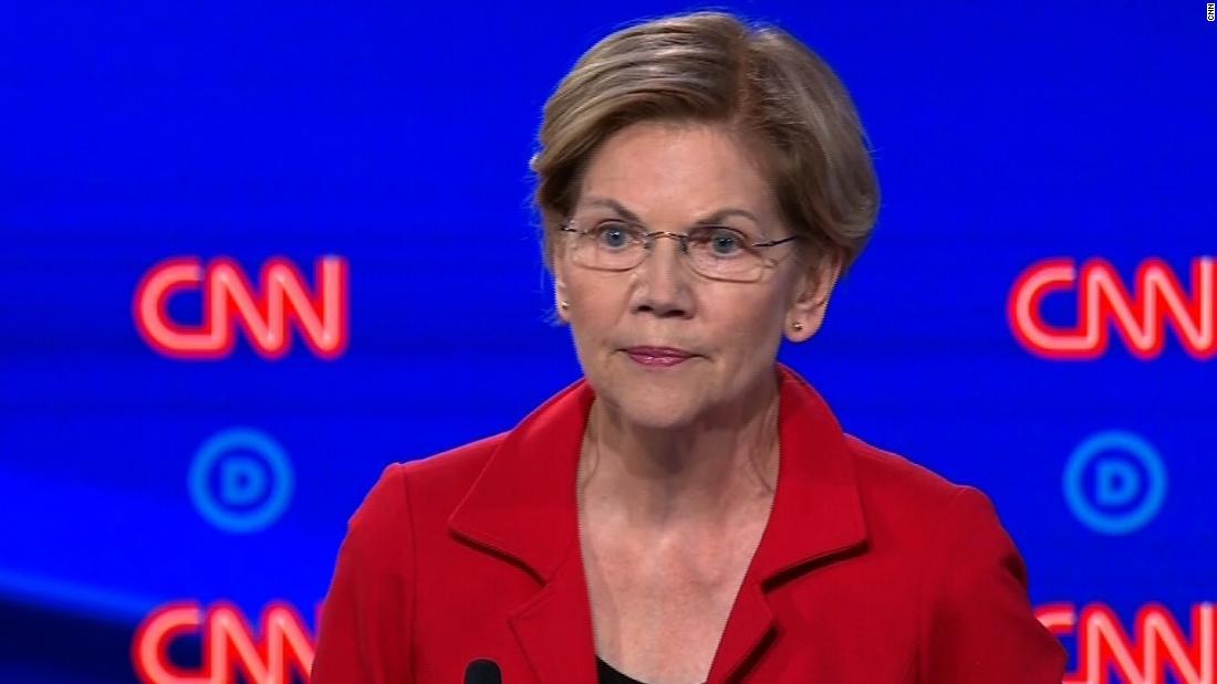 Elizabeth Warren is rising. But Joe Biden keeps leading on electability.