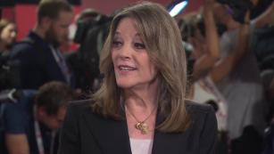 How Marianne Williamson's background sets her apart