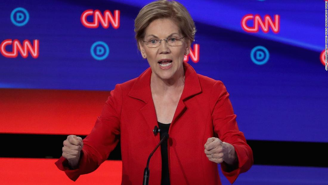 Elizabeth Warren releases plan to aid Native Americans ahead of closely watched conference