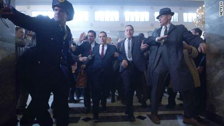 'The Irishman' official trailer is mobbed up with Robert De Niro, Joe Pesci and Al Pacino