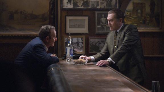 """The Irishman"" (2019), directed by Martin Scorsese."
