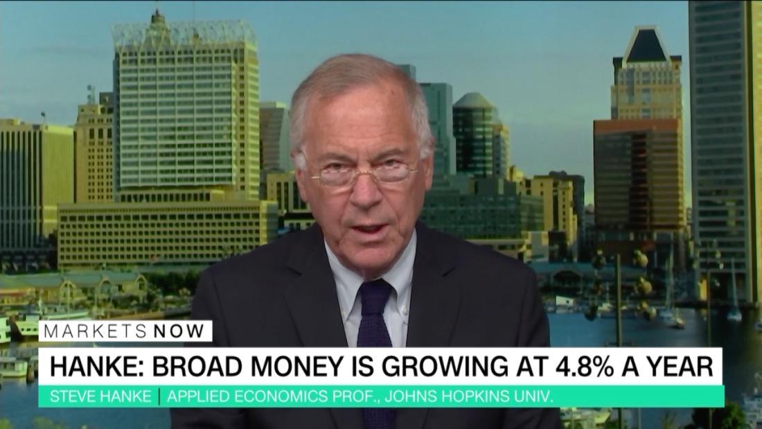Economist: Money supply matters more than interest rates