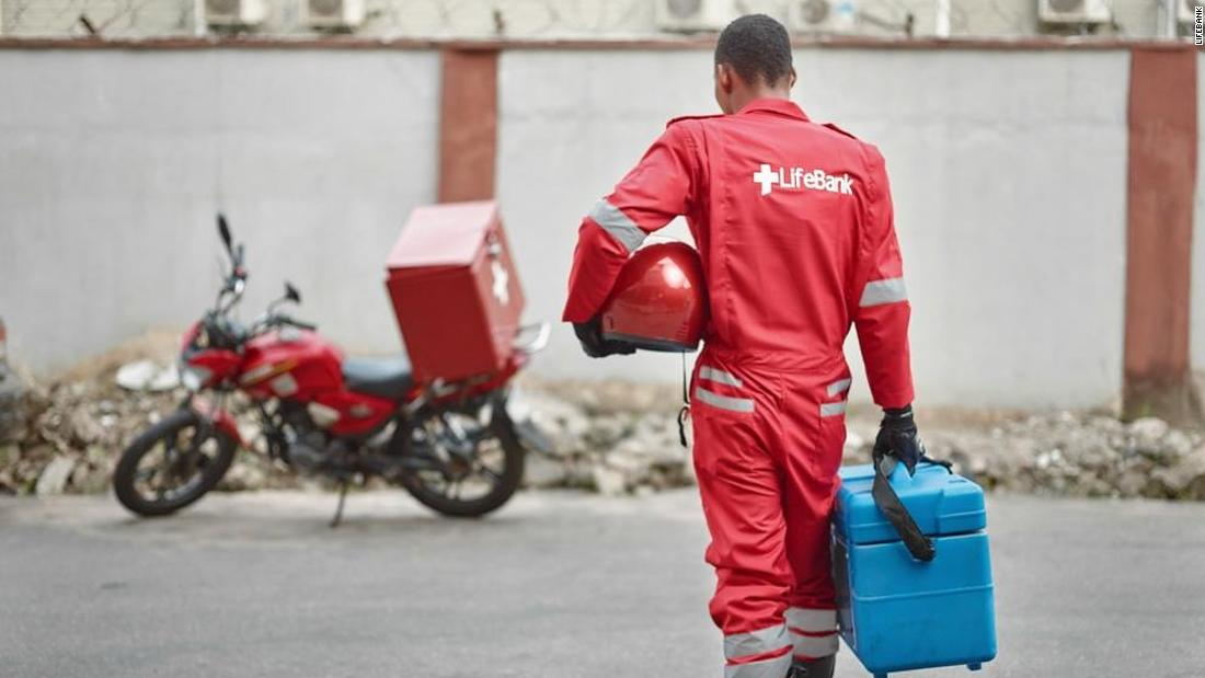 This company is powering blood donations in Nigeria through Google maps