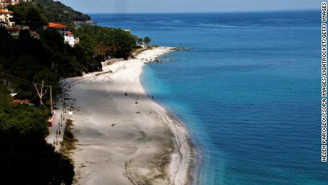 Most Secluded Beaches In Greece 17