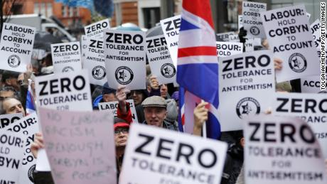 New report shows spike in British anti-Semitism