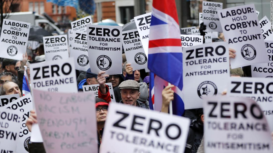 Opinion: How to stop the horrifying resurgence of anti-Semitism