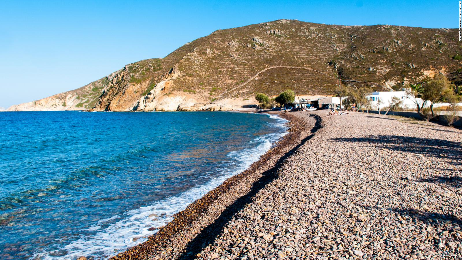 Most Secluded Beaches In Greece 17 Uncrowded Choices Cnn