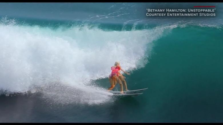 Bethany Hamilton She Lost Her Arm In A Shark Attack But Surfer Is Living An Unstoppable Life Cnn
