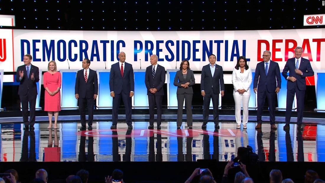 CNN's latest poll on 2020 Democrats