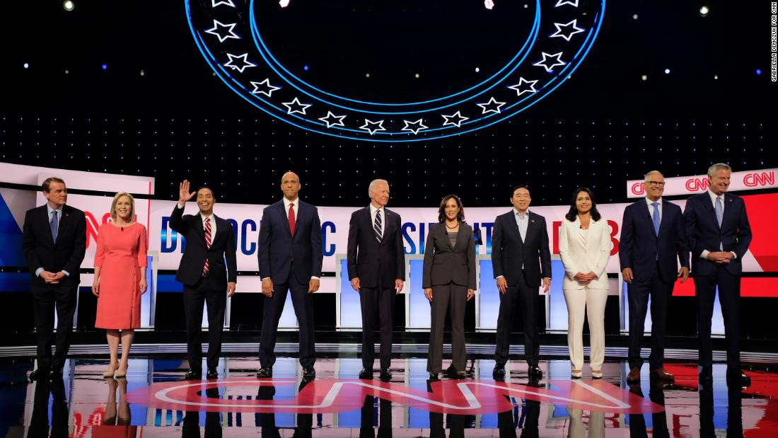 The 2020 field is shrinking and the candidates know it