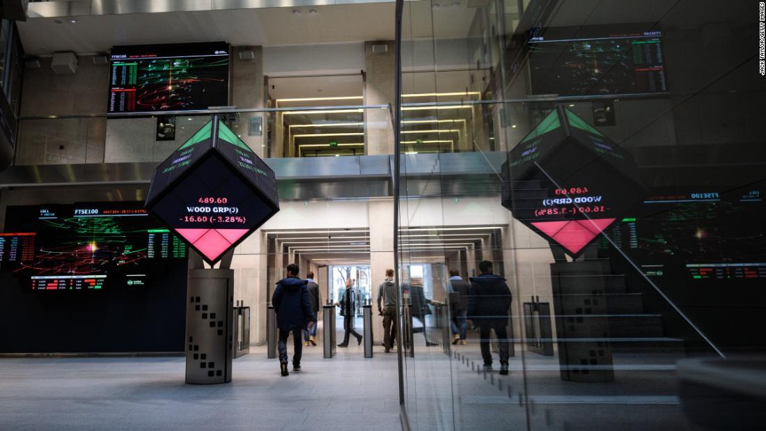 London Stock Exchange rejects Hong Kong's $37 billion takeover bid