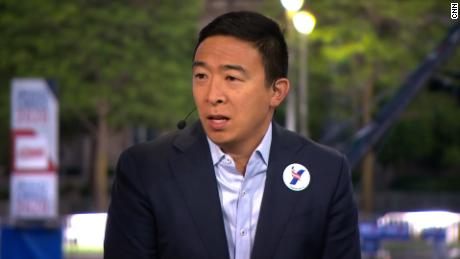 Andrew Yang quick facts
