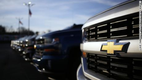Americans are buying more expensive trucks. There is good news for GM
