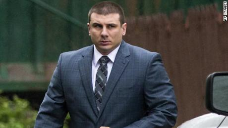 Disciplinary record of ex-officer who held Eric Garner in chokehold is finally released