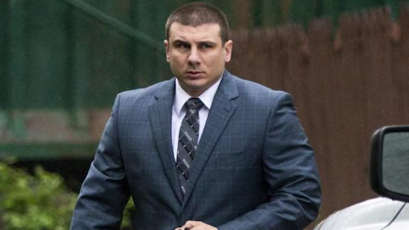 Image for NYPD officer accused of choking Eric Garner five years ago has been fired