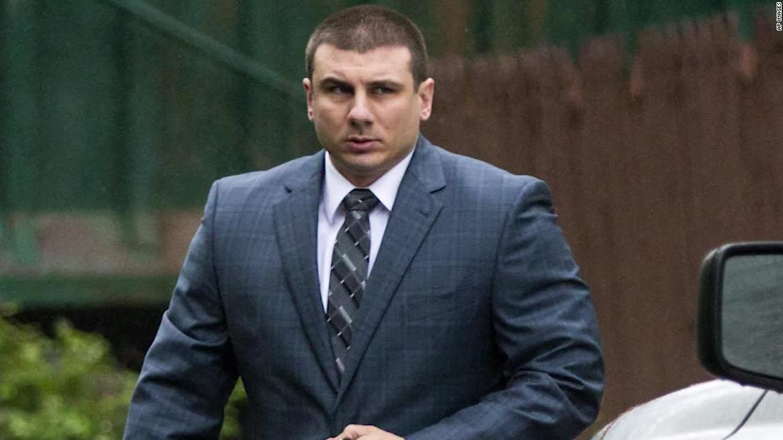 NYPD fires officer accused of fatally choking Eric Garner