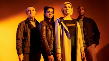 'Doctor Who' coming to HBO Max in 2020