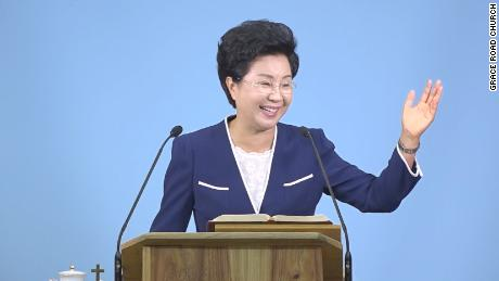 Shin Ok-ju, a.k.a. 'Reverend Esther,' the founder of Grace Road Church, predicted there would be a great famine and convinced her followers to move to Fiji to survive.