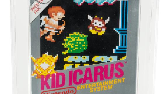 There are fewer than 10 known sealed copies of the 1987 game.