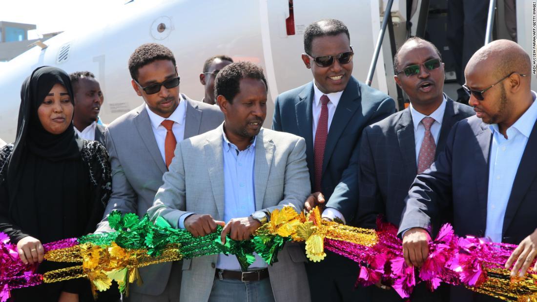 Mogadishu mayor dies of wounds following Al-Shabaab attack