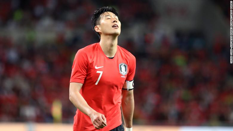 Heung-Min Son played 78 matches over the last 12 months and traveled more than 70,000 miles.