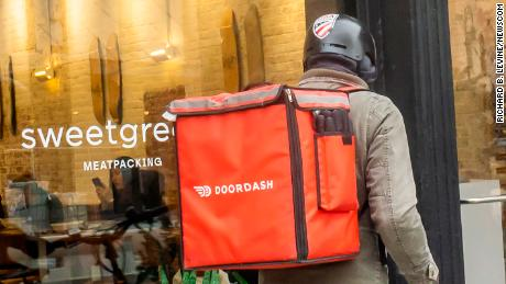DoorDash buys Caviar food delivery service for $ 410 million
