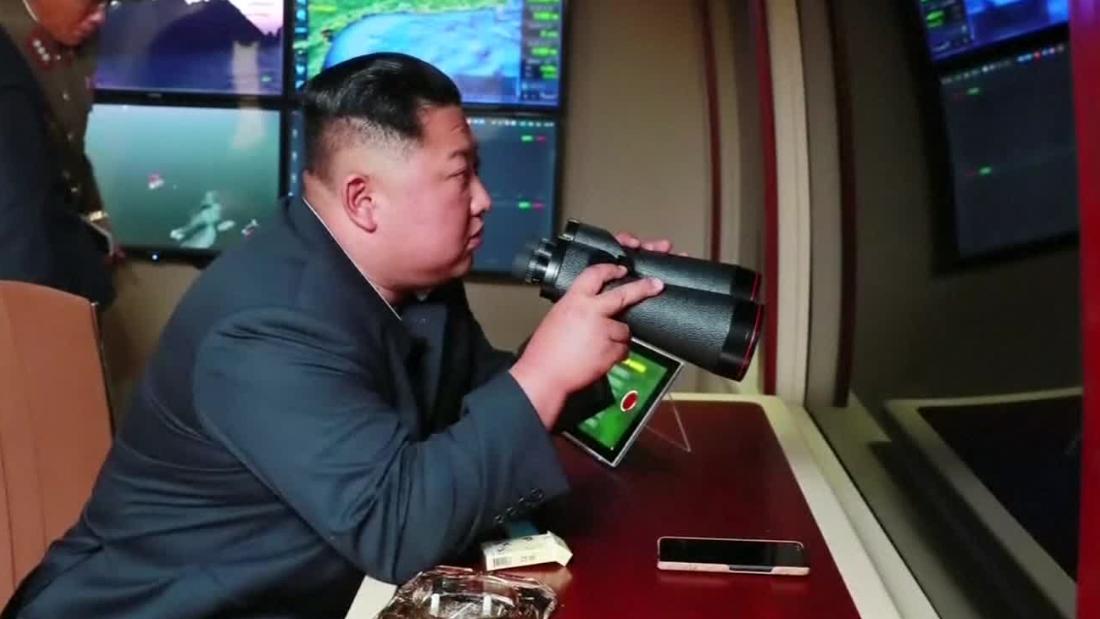 北朝鮮の火災未確認飛し、韓国という