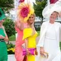 goodwood festival hats ladies day