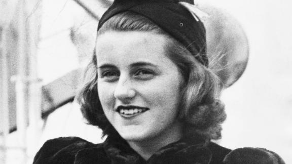 At just 28, Kathleen Kennedy died in a plane crash in 1948. She had married William John Robert Cavendish, the Marquess of Hartington, who was killed in World War II.