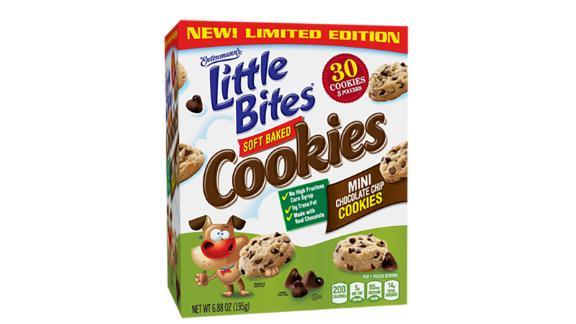 Entenmann's Little Bites Soft Baked Cookies (5 pack Mini Chocolate Chip variety) have been recalled.