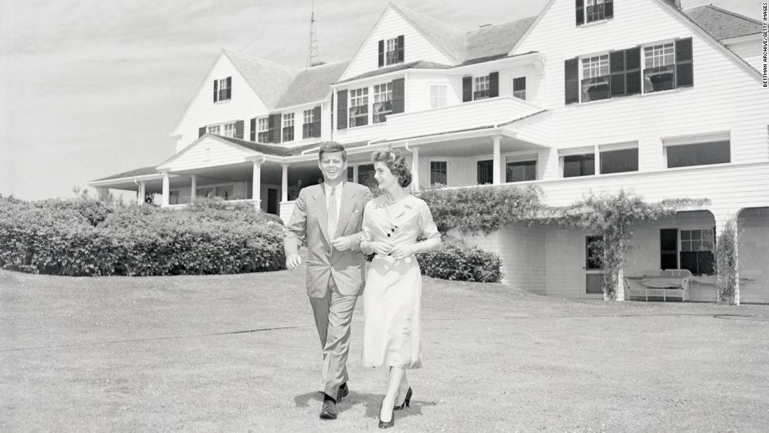 Saoirse Kennedy Hill: A granddaughter of Robert F  Kennedy