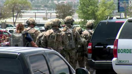 El Paso witness: A kid ran in and told us about shooting