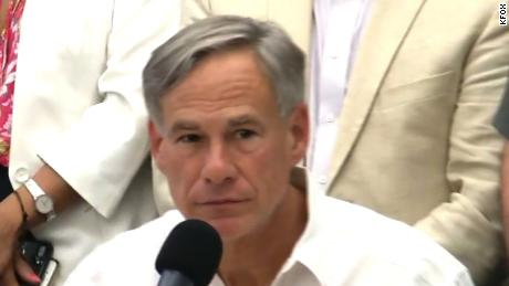 Gov. Abbott: Texas grieves for El Paso