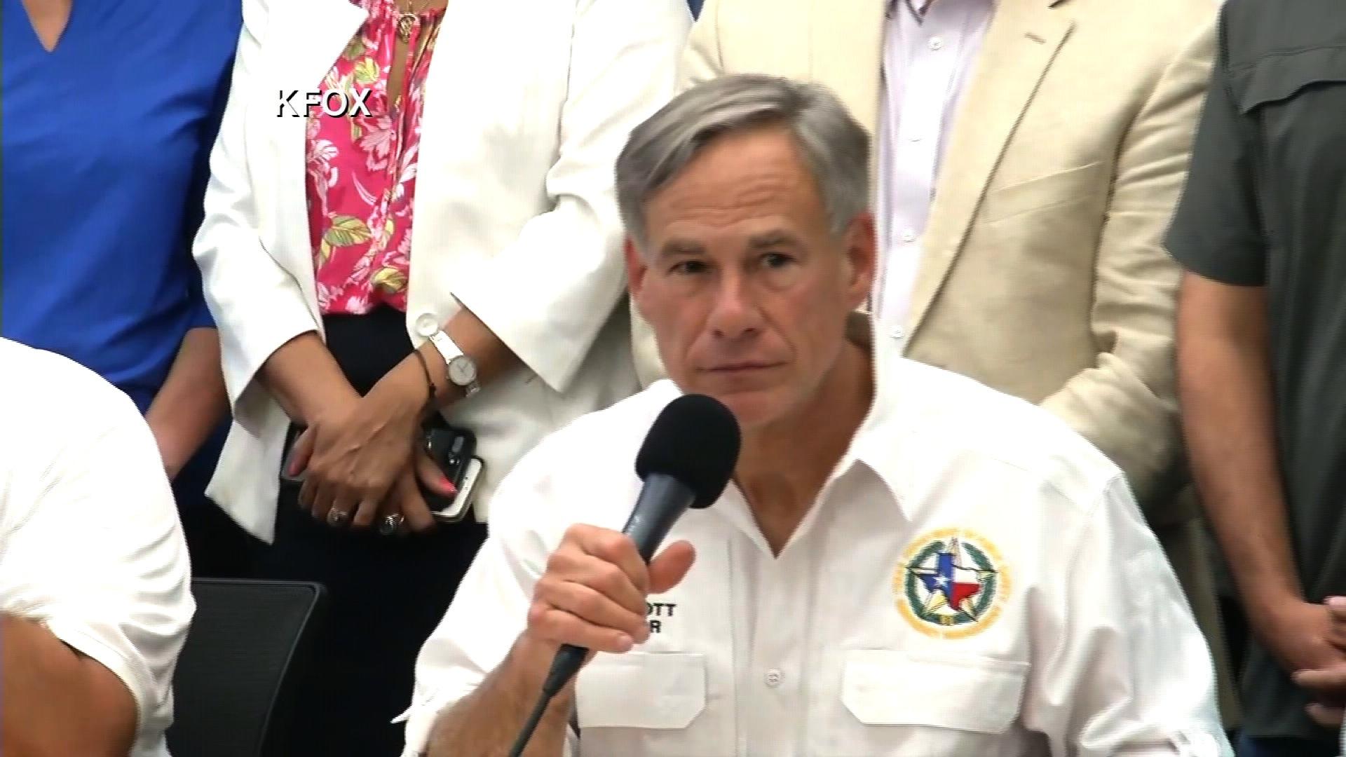 Gov  Greg Abbott: Texas grieves for El Paso - CNN Video