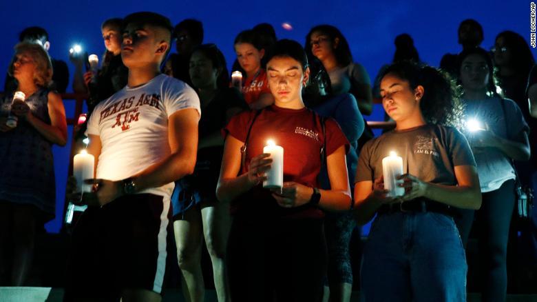 Gov  Abbott: Texas grieves for El Paso