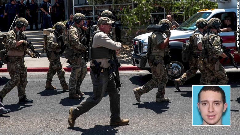 Racist essay was published shortly before El Paso attack