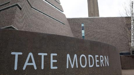 Teen arrested after child thrown from 10th floor of London's Tate Modern gallery