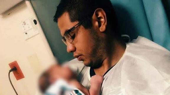 Andre Anchondo died with his wife Jordan in the El Paso Walmart shooting.