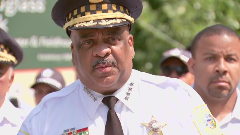 Chicago police chief: What more is it going to take?