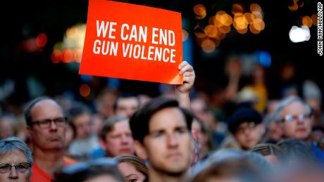 Weapons Rise Following Mass Shootings and Trump's Call for Stronger Back-up Controls