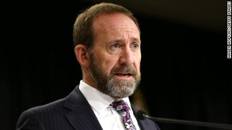 Justice Minister Andrew Little introduced the bill to reclassify abortion.