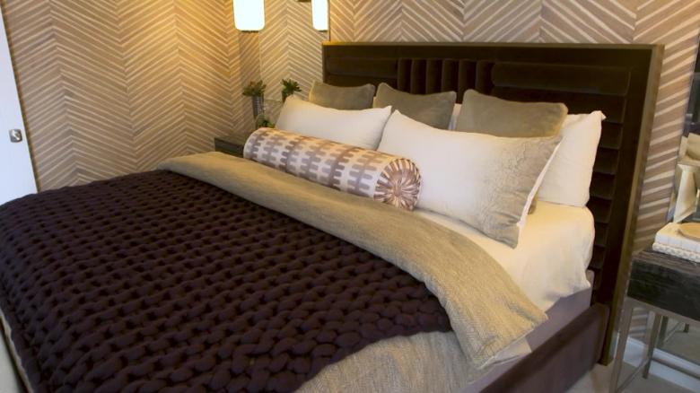 . Design a sleep friendly bedroom for a healthy slumber