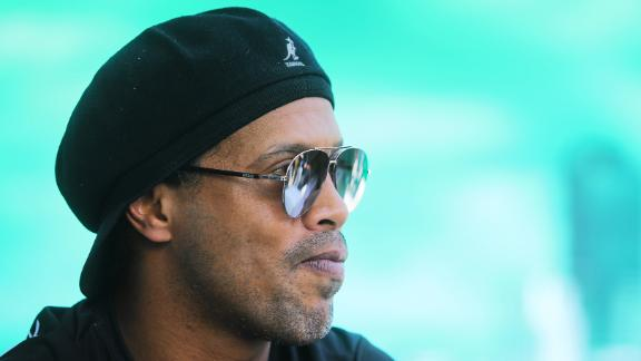 Ronaldinho says he doesn't want to be a football coach or manager.