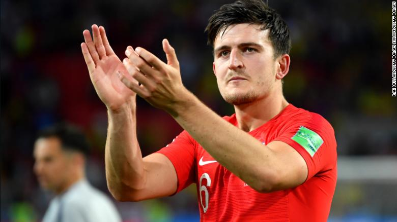 England defender Harry Maguire is now the most expensive defender in history.