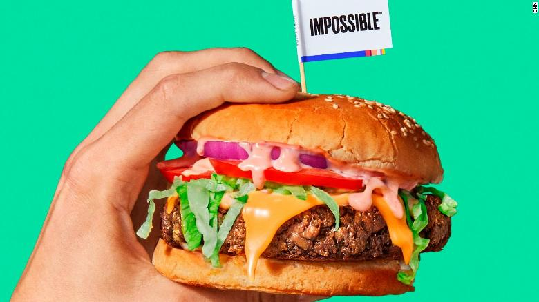 Impossible Whoppers are a huge hit at Burger King, fueling its best quarter in four years