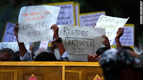 Article 370: How India's special status for Kashmir works