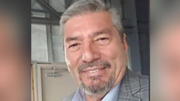 Jorge Calvillo Garcia shielded his granddaughter from the bullets outside Walmart.