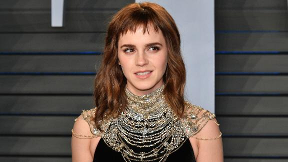"""""""It finally feels like people are realizing the scale of the problem,"""" Emma Watson said of harassment."""